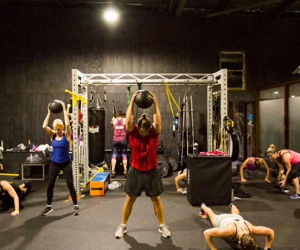 The Gym - Elevation Fitness - Burleigh Heads